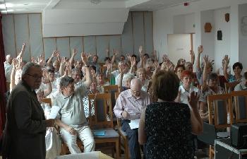 Az Országos Széchenyi Kör közgyűléséről