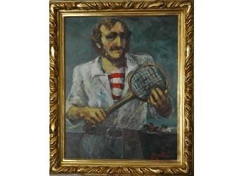 Új festmény Széchenyiről