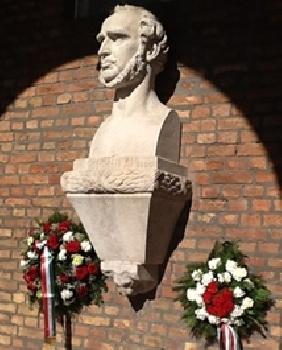 Megemlékezés Széchenyi István halálának 155. évfordulóján