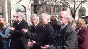 Országos Széchenyi Kör megemlékezése Gróf Széchenyi István halálának 155. évfordulóján