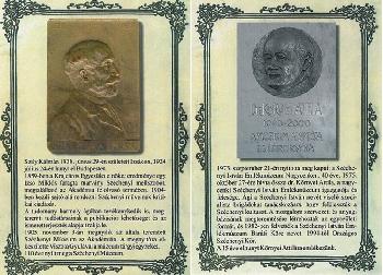 Képeslapok a Széchenyi-emlékév elé