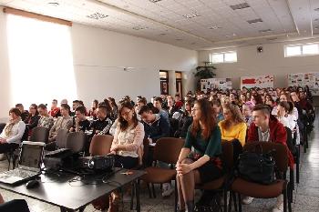 Előadás a szlovákiai Hidaskürtön a Széchenyi-tisztelet fontosságáról