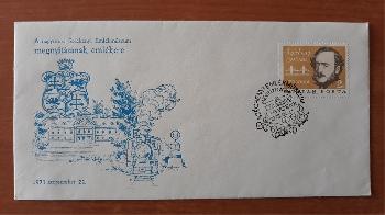 A Széchenyi Emlékmúzeum megnyitásáról