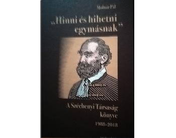 Megjelent a Széchenyi Társaság Könyve