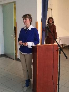 Kristóf Lilla Alida antropológus előadása a Budakeszi Széchenyi Baráti Kör rendezésében