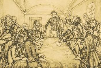 A Magyar Akadémia körül