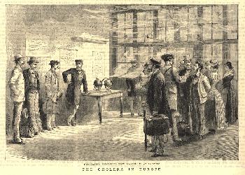 Széchenyi és a kolerajárvány