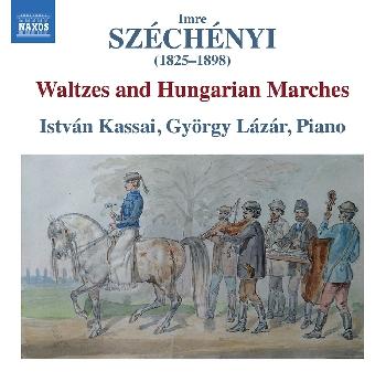 Megjelent egy újabb CD gróf Széchényi Imre zongoraműveiből