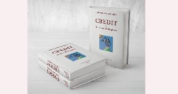 Az angol nyelvű Hitel könyvbemutatója